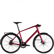 Велосипед Canyon Commuter 7.0 Burgundy (2019)