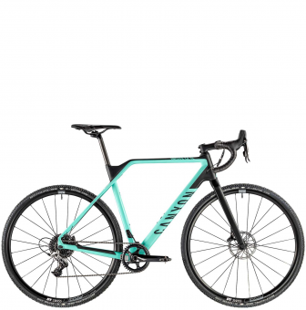 Велосипед циклокросс Canyon Inflite CF SL 6.0 Hot Mint