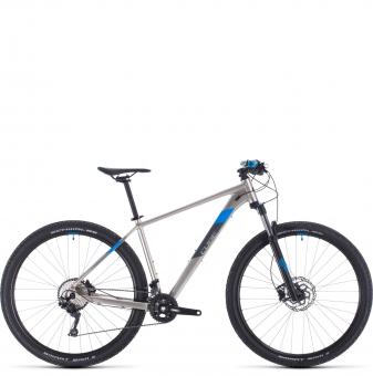 Велосипед Cube Attention 29 (2020) titanium´n´blue