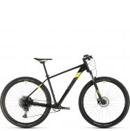 Велосипед Cube Analog 29 (2020) black´n´flashyellow