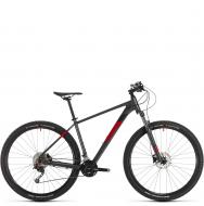 Велосипед Cube Aim SL 29 (2020) iridium´n´red