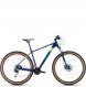 Велосипед Cube Aim SL 29 (2020) blueberry´n´flashyellow 1