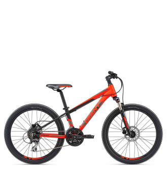Подростковый велосипед Giant XtC SL Jr 24 red/silver/black (2018)
