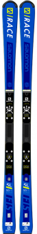 Горные лыжи Salomon S/RACE FIS SL 165 BLUE (2020)