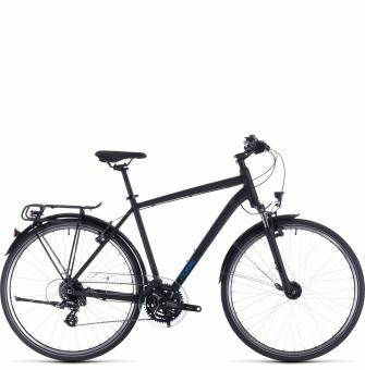 Велосипед Cube Touring  (2020) black´n´blue