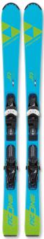 Горные лыжи Fischer RC One Jr SLR + крепления FJ4 AC SLR (2020)