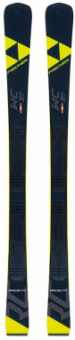 Горные лыжи Fischer RC4 The Curv JR SLR Pro + крепления FJ7 AC (2020)