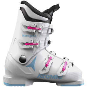 Горнолыжные ботинки Atomic Hawx Girl 4 white/denim blue (2020)