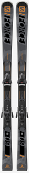 Горные лыжи Salomon E S/Force 9 + крепления Z10 GW L (2020)