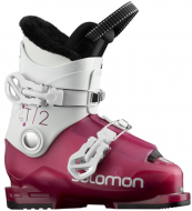 Горнолыжные ботинки Salomon T2 RT Girly pink/white (2020)