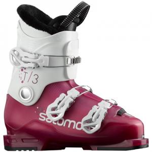 Горнолыжные ботинки Salomon T3 RT Girly pink/white (2020)