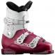 Горнолыжные ботинки Salomon T3 RT Girly pink/white (2020) 1