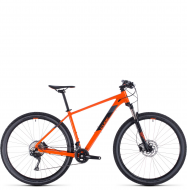Велосипед Cube Attention SL (2020) orange´n´black