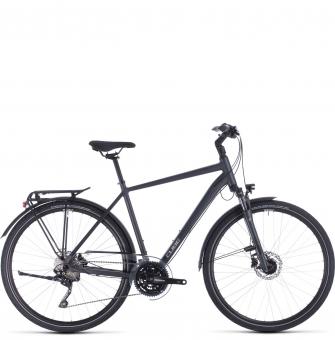 Велосипед Cube Touring EXC (2020) iridium´n´silver