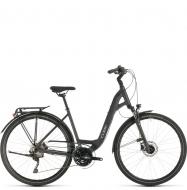 Велосипед Cube Touring EXC Easy Entry (2020) iridium´n´silver