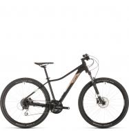 Велосипед Cube Access WS EXC (2020) black´n´sesam