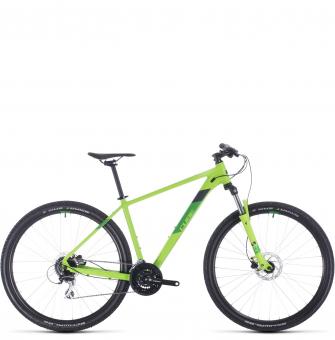 Велосипед Cube Aim Pro (2020) green´n´iridium