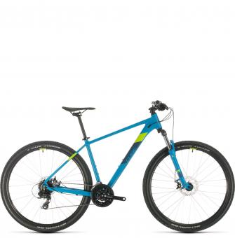 Велосипед Cube Aim (2020) blue´n´green