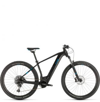 Электровелосипед Cube Reaction Hybrid EX 500 29 (2020) black´n´blue
