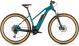 Электровелосипед Cube Reaction Hybrid Pro 500 Trapeze (2020) pinetree´n´orange 1