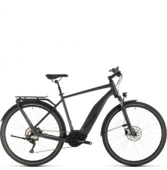 Электровелосипед Cube Touring Hybrid Pro 500 (2020) iridium´n´black