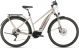 Электровелосипед Cube Touring Hybrid Pro 500 Trapeze (2020) grey´n´red 1