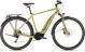 Велосипед Cube Touring Hybrid One 500 (2020) green´n´white 1