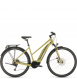 Велосипед Cube Touring Hybrid One 500 Trapeze (2020) green´n´white 1