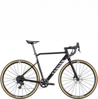 Велосипед циклокросс Canyon Inflite AL SLX 5.0 Race Black