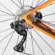 Велосипед гравел Canyon Grail CF SLX 8.0 Di2 Forest Orange 5