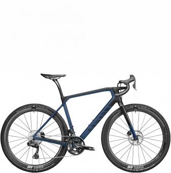 Велосипед гравел Canyon Grail CF SLX 8.0 Di2 Dark Navy