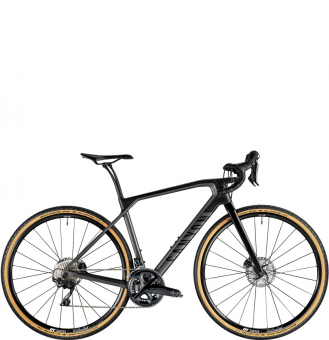 Велосипед гравел Canyon Grail WMN CF Grey Metallic