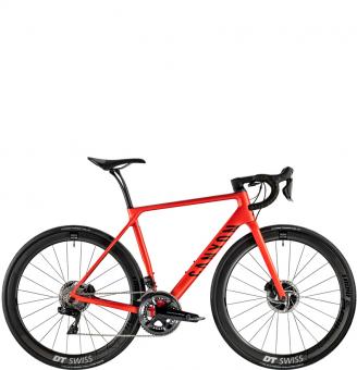 Велосипед Canyon Endurace CF SLX Disc 9.0 Di2