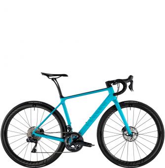 Велосипед Canyon Endurace WMN CF SL Disc 8.0 Aero Di2