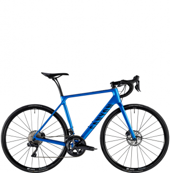 Велосипед Canyon Endurace CF SL Disc 8.0 Di2 Flash Blue