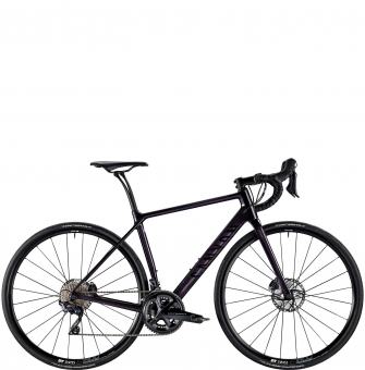 Велосипед Canyon Endurace WMN CF SL Disc 8.0 Carbon Purple