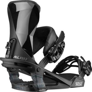 Крепления для сноуборда Salomon ALIBI Black (2020)