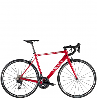 Велосипед Canyon Endurace CF 8.0 Katusha Red