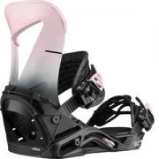 Крепление для сноуборда Salomon HOLOGRAM W Black/Pink (2020)
