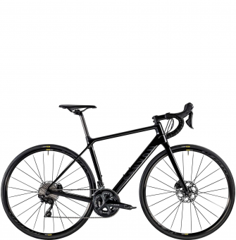 Велосипед Canyon Endurace WMN CF SL Disc 7.0 Stealth Shiny