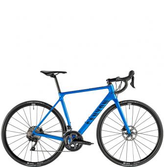 Велосипед Canyon Endurace CF SL Disc 7.0 Flash Blue