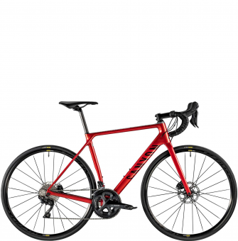 Велосипед Canyon Endurace CF SL Disc 7.0 Hellfire Red