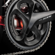 Велосипед Canyon Endurace CF SL Disc 7.0 Hellfire Red 3