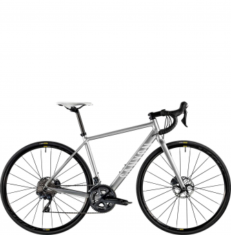 Велосипед Canyon Endurace WMN AL Disc 8.0 Aero Silver