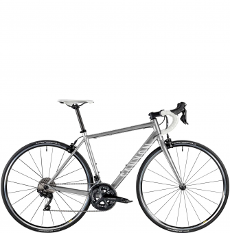 Велосипед Canyon Endurace WMN AL 7.0 Aero Silver