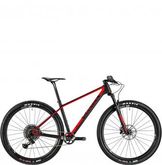 Велосипед Canyon Exceed CF SLX 9.0 Pro Race Volcano Black