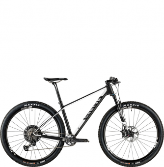 Велосипед Canyon Exceed CF SL 8.0 Race Team Team Black