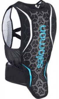 Защита спины Salomon Flexcell Men Black/Blue (2020)