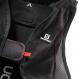 Защита спины Salomon Flexcell Junior black/red (2020) 1