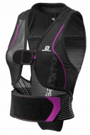 Защита спины Salomon Flexcell Women black/purple (2020)